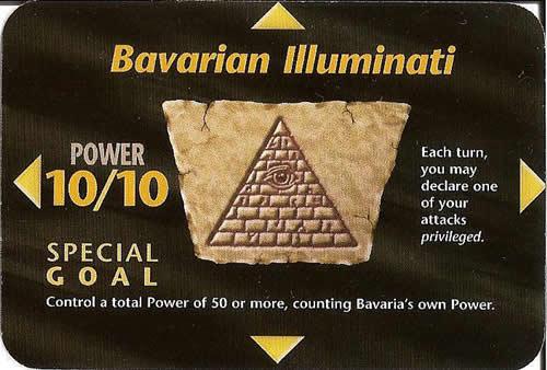 Los Codigos Secretos de H. P. Lovecraft y otros escritores de ficción y  terror Bavarian-illuminati